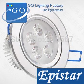 Plafond conduit de lumière 3w 1w 5w 7w 9w 12w 15w led down lumière fraîche./85~265v blanc chaud led spot de plafond lampe lanterne à l'intérieur