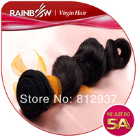 Cheap brazilian wavy loose wave virgin hair weaving,100% human virgin hair ,Grade 5A,unprocessed hair