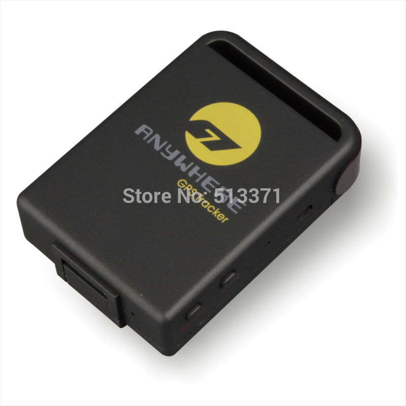 small portable dog gps tracker TK106, locate and monitor any remote targets by SMS or gprs at the same time.(China (Mainland))