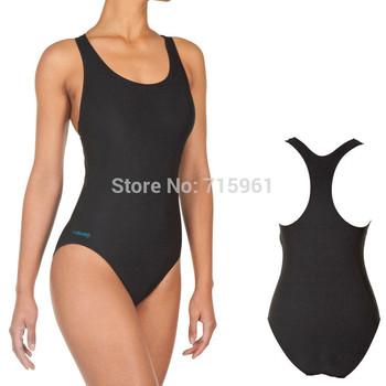 Decathlon steel pallet swimwear One Piece Swimsuit Chiffon full body Diving Suit Bathing Suit  One Piece swimwear for women.
