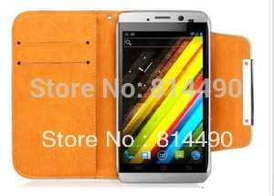 Freeshipping generic jiayu luxury pu leather case protective cover holster for jiayu g3s mtk6589T quad core phone