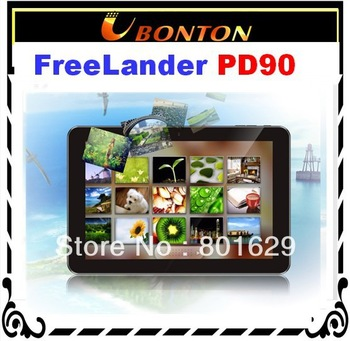 big discount NEW freelander PD90 9.7 inch RK3066 1GB 32GB game tablet pc dual core A9 capacitive 1280*800 IPS display