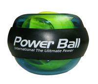 New Blue PowerBall Gyroscope LED Wrist Strengthener Ball / Wrist Power Force Ball / Arm Exercise Power Ball Free shipping
