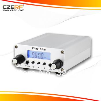 Free Shipping CZE-05B 0.5W Broadcast Radio Bass Amplifier FM Transmitter 76~108MHz Adjustable