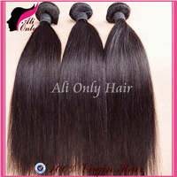 Cheap Malaysian Virgin Hair Straight Wholesale Queen beauty.3 Bundles Lot No tangle 8-30 Inch 100%Human Hair Weave Free Shipping