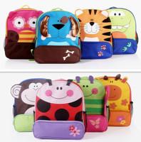 animal bags zoo backpacks 8 kinds  Cartoon Backpacks Kids Bags Oxford Canvas School Bags Children Backpacks Gift For Children