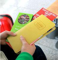 2014 Korean Travel Passport Cover Fashion Travel Accessories Organizer Passport Holder