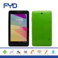 SF-BM733 7 inch capacitive touch screen 2000mah Allwinner A13 Dual Sim android 4.2 2G calling Bluetooth tablet pc