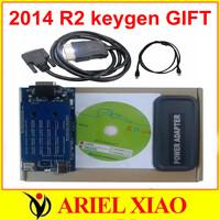 2014 R2 KEYGEN ON THE CD TCS scanner cdp pro plus 2pcs