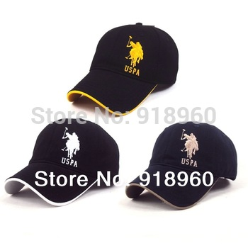 2014 New Golf cap polo hat women's & men's baseball caps/peaked cap outdoor travel sunhat/sports cap/20 colors snapback/ATS