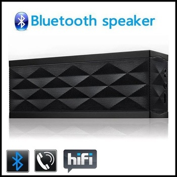Jambox style Bluetooth Speaker mini HIFI portable wireless mp3 blutooth speakers system with Mic receiver caixa de som altavoces