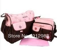 HOT High quality Carter Mother bag diaper bag portable bag baby belongs bag,Free shipping
