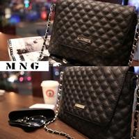 Women's handbag  MNG / mango New 2014 chain cross body crossbody bags women PU leather handbags Shoulder bag women Messenger Bag