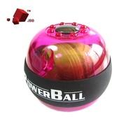 Gyro LED Wrist Exercise Massage Power Ball Great for Gift Golf Tennis Baseball Fitness