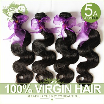 New Star Hair Peruvian Virgin Hair Body Wave 3/4pcs lot Mixed Length 8-30 Natural Black Human Hair Extension/Weave Free Shipping