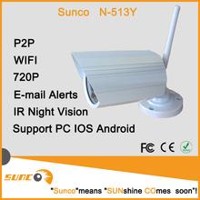 popular wireless bullet camera