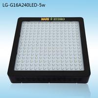 2014 Mars II 5W LED Plant Grow Light 1200W 11 Band High Power LED Grow Lights China For Hydroponics Grow(Stock in USA,UK,AU )