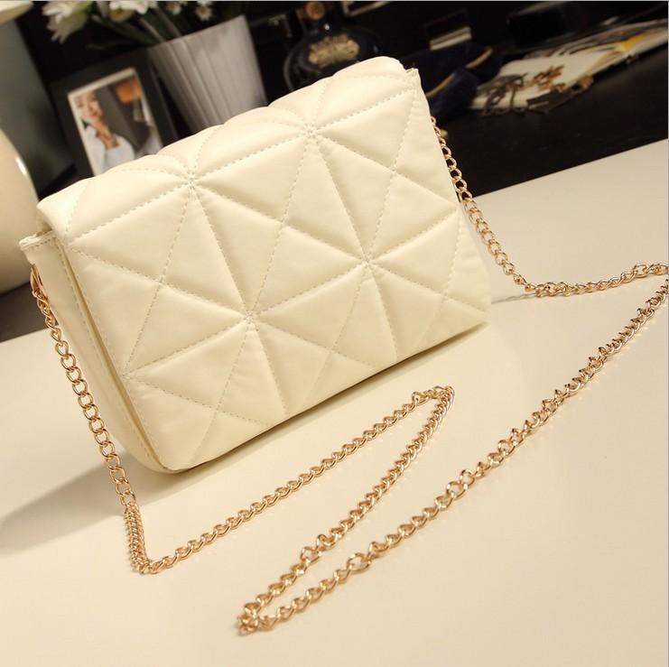 Neuen 2014 mode frauen messenger bags mode kleine frauen kupplung handtaschen Mini-Kette umhängetasche damen bolsas femininas 2014
