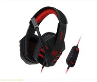 Hot sell Game Headphone Somic G927V2012 7.1 Surround Gaming Headset Stereo with Mic On Ear Earphones drop shipping