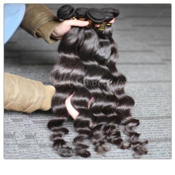 Brazilian Virgin Hair Loose Wave Rosa Hair Products 3PCS Lots Grade 6A Unprocessed Human weave bundle Hair Shipping Free