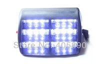 3LED X 6 12V Car LED Strobe Light Beacon Raptor Emergency Flash Lamp
