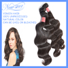 Mixed lengths 3pcs/lot brazilian virgin hair extensions 100% unprocessed human Body wave 12&quot;-34&quot; natural color DHL free shipping(China (Mainland))