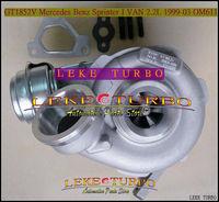Wholesale GT1852V 709836-0004 726698-0001 778794-0001 Turbo Turbocharger For Mercedes Benz Sprinter VAN 311CDI 1999- OM611 2.2L