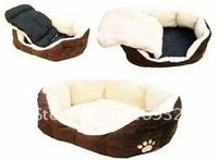 X3 Hot ! Smart and warm Pet bed /Dog bed /Cat bed Size, 2 sizes for your choice