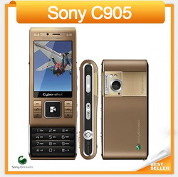C905 Sony Ericsson C905 Original Unlocked cell phone 3G WIFI GPS 8.1MP Camera Free shipping(China (Mainland))