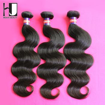 Free Shipping Malaysian Virgin Hair Body Wave mix 3pcs/lot 100% Human hair weave unprocessed virgin malaysian hair bundles