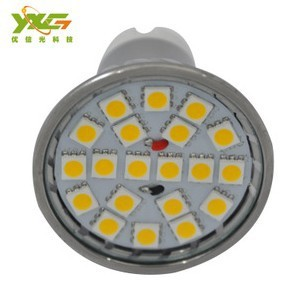 4W GU10 LED SMD Bulb - 320 lumens - 50 Watt Equiv - 20 x 5050 SMD Chips - Watch the Video!