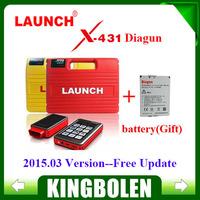 2014.10 Latest Version 120 Software Launch X431 Diagun Full Set X-431 diagun +Lifelong free update