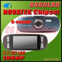 """New Blue H.264 G1W/B800LHD NOVATEK Chipset 96650 1080P Car DVR 2.7"""" LCD Recorder Video Dashboard Vehicle Camera G-sensor/HDMI"""