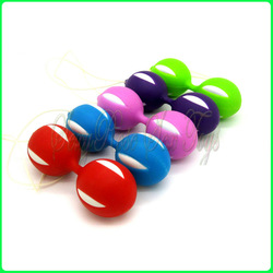 Free shipping,Smart bead ball, love ball,Sex toys for women,Kegel Exercise,Virgin trainer(China (Mainland))