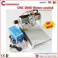 Hot CNC3040Z/CNC 3040/  CNC Router CNC3040 cnc engraving machine, 800w spindle motor +1.5kw VFD