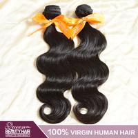 Perfect Hair Extensions Virgin Malaysian Hair Body Wave 2Pcs Lot Malaysian Hair Weave Bundles 8-30 inch Popular Textures