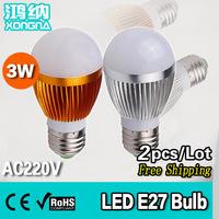 4pcs/Lot Free Shipping Ultra Bright CREE Chip E27 Led 3W/5W/7W Bulb LED Light Bulb LED Bulbs 80% Energy Saving