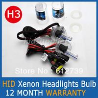 CHEAP SHIPPING ! H3 HID XENON replacement BULBS  Car light  wholesale 1 Pair