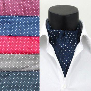 Хиты 2014 продажа мода мужчин корейской шелковый шейный платок отпечатано Новый стиль полиэстер свободного покроя галстуки свободного покроя весна осень зима мужская шелковый шарф