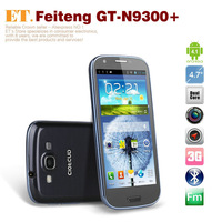 "4.7"" Feiteng GT i9300+ Dual Core  Android 4.1 3G Smart phone GPS Bluetooth Wifi G-Sensor Camera Dual SIM Card"
