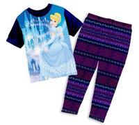Excellent Quality Girl's Short Sleeves Cartoon MINNIE Nightwear Toddler's Summer Pyjamas Set, 6 Sizes/lot - GPA187/GPA198/GPA332