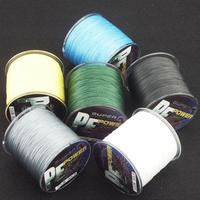 PE BRAID FISHING LINE 4 Strands 500M 10-100lb SPECTRA  dark green 6 colors
