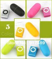 2pcs/lot, 5 Colors,Wireless Vibrator,20 Speeds Remote Control Vibrating Egg , Jump Egg,  Sex Bullet,Freeshipping
