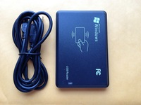 FAST Shipping(5 Pcs)13.56MHz HF USB Rfid IC Card Reader for Access Control--Plug and Play