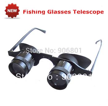 High Quality 10X32mm Magnifying Glass Optics Binocular Fishing Telescope Free Shipping