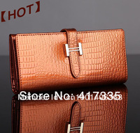 10 colors lizard women wallet genuine leather wallets coin purse 2013 HOT SALE retail wholesale CN001