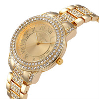 2014 Luxury Design Elegant Women's Watch Fashion Ladies Dress Bling Watch Crystal Diamond Hours Gift relogios masculinos