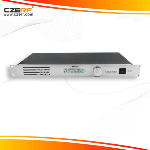 Free Shipping CZE-T501 0W~30W Radio Station FM Transmitter(China (Mainland))