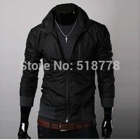 Man Casual-Jacket Military Mens Jackets And Coats Windbreaker Down Baseball Jacket Winter Coat Chaqueta Hombre Roupas Masculinas