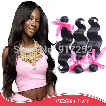 3 Bundles Malaysian Hair Body Wave Free Shipping Cheap Human Hair Weave Malaysian Virgin Hair Extensions Wavy